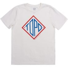 חולצה לגברים - Diamond Tee - Topo Designs