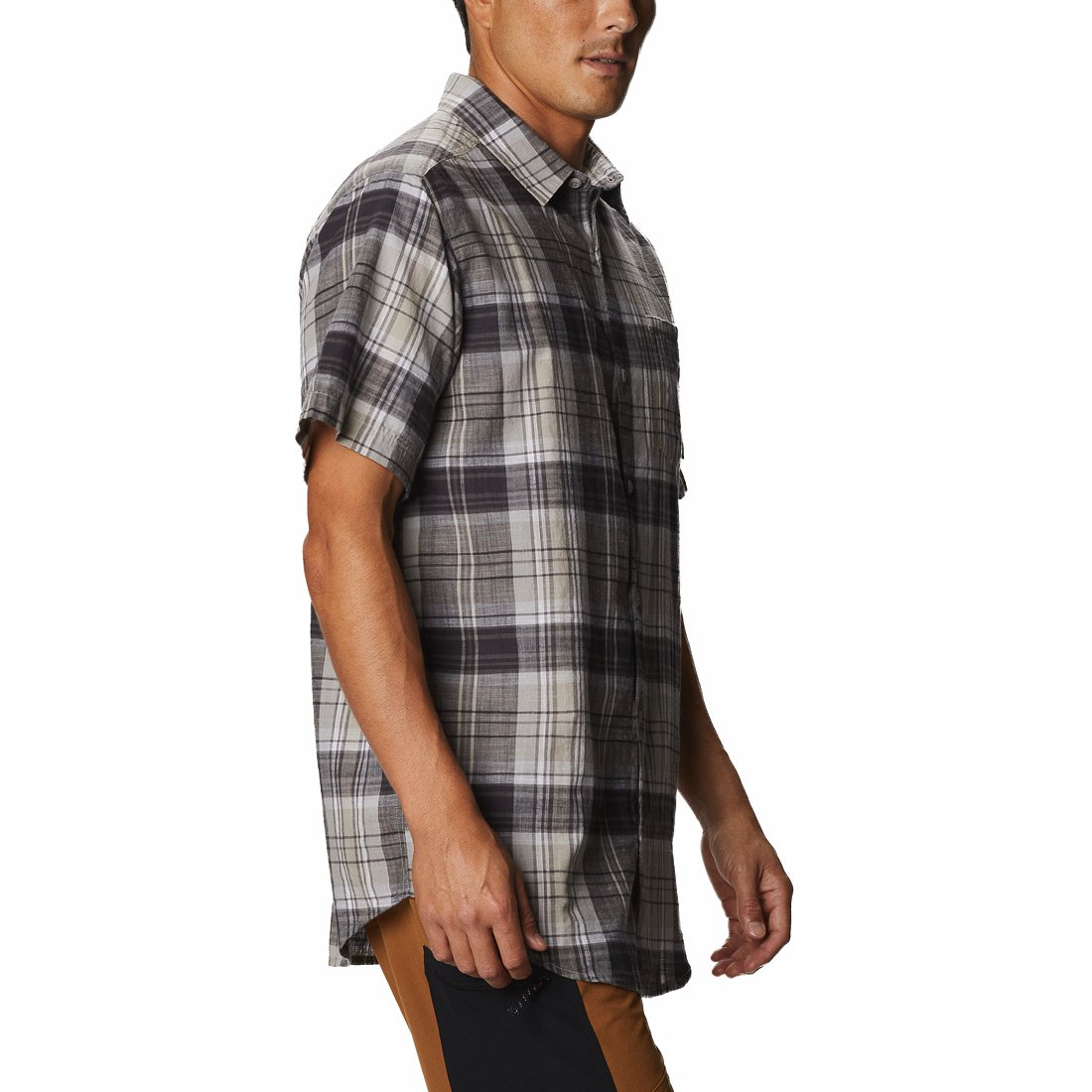 חולצה לגברי - Under Exposure S/S - Columbia