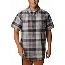חולצה לגברים במידות גדולות - Under Exposure S/S X - Columbia