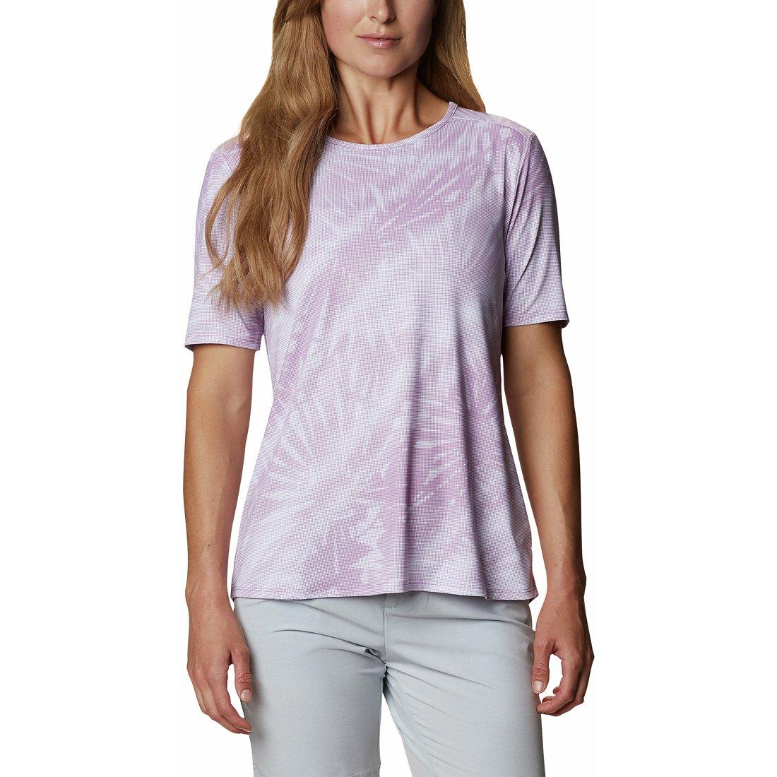חולצה קצרה לנשים - Chill River S/S - Columbia