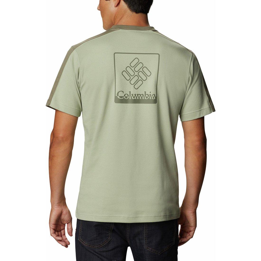 חולצה לגברים - Columbia Lodge Logo T II - Columbia