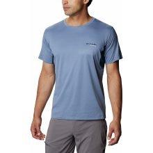 חולצה קצרה לגברים - Mazama Trail S/S - Columbia