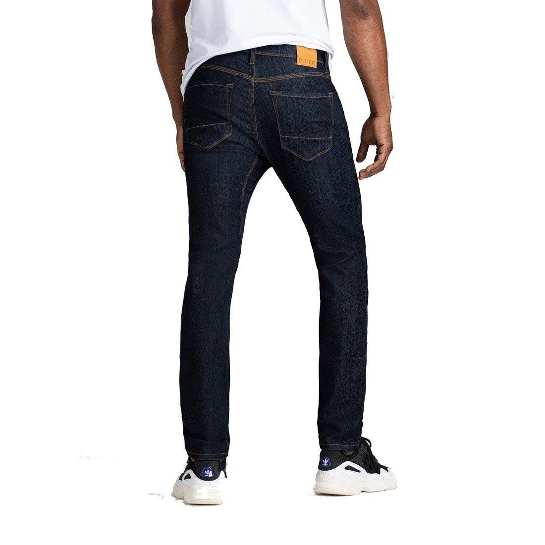 מכנסי ג'ינס לגברים - Performance Denim Slim - duer