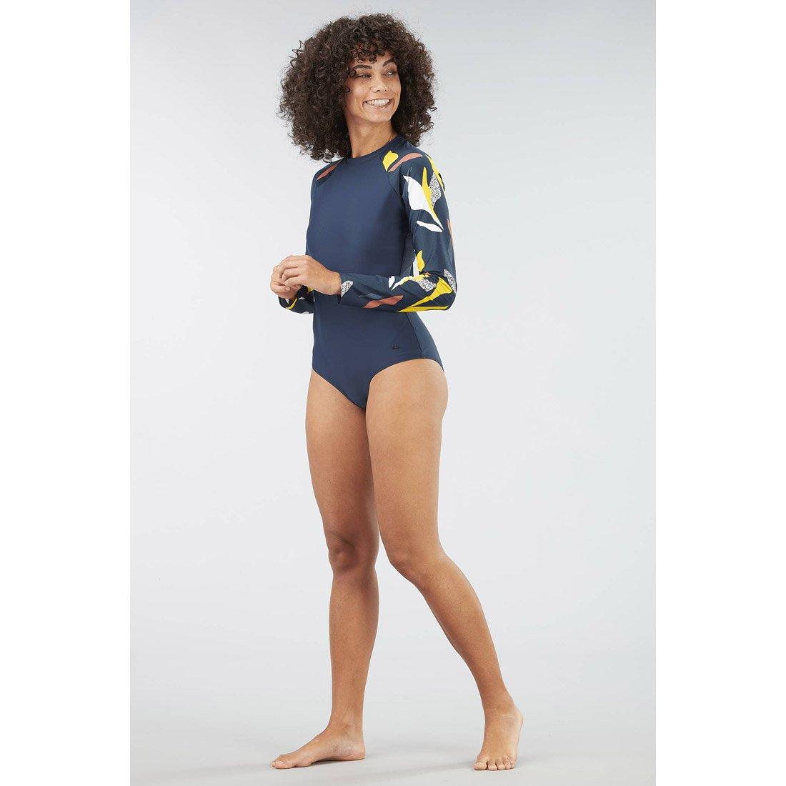 בגד ים שלם לנשים - Dyane Swimsuit - Picture Organic