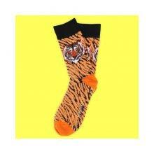גרביים - Fuzzy Socks - two left feet
