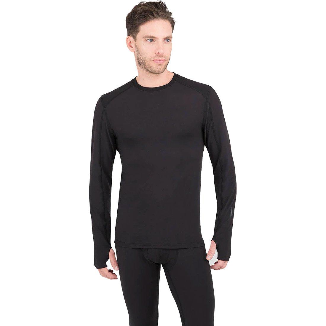 חולצת מיקרופליס לגברים - Thermolator 2.0 M Crew - Terramar