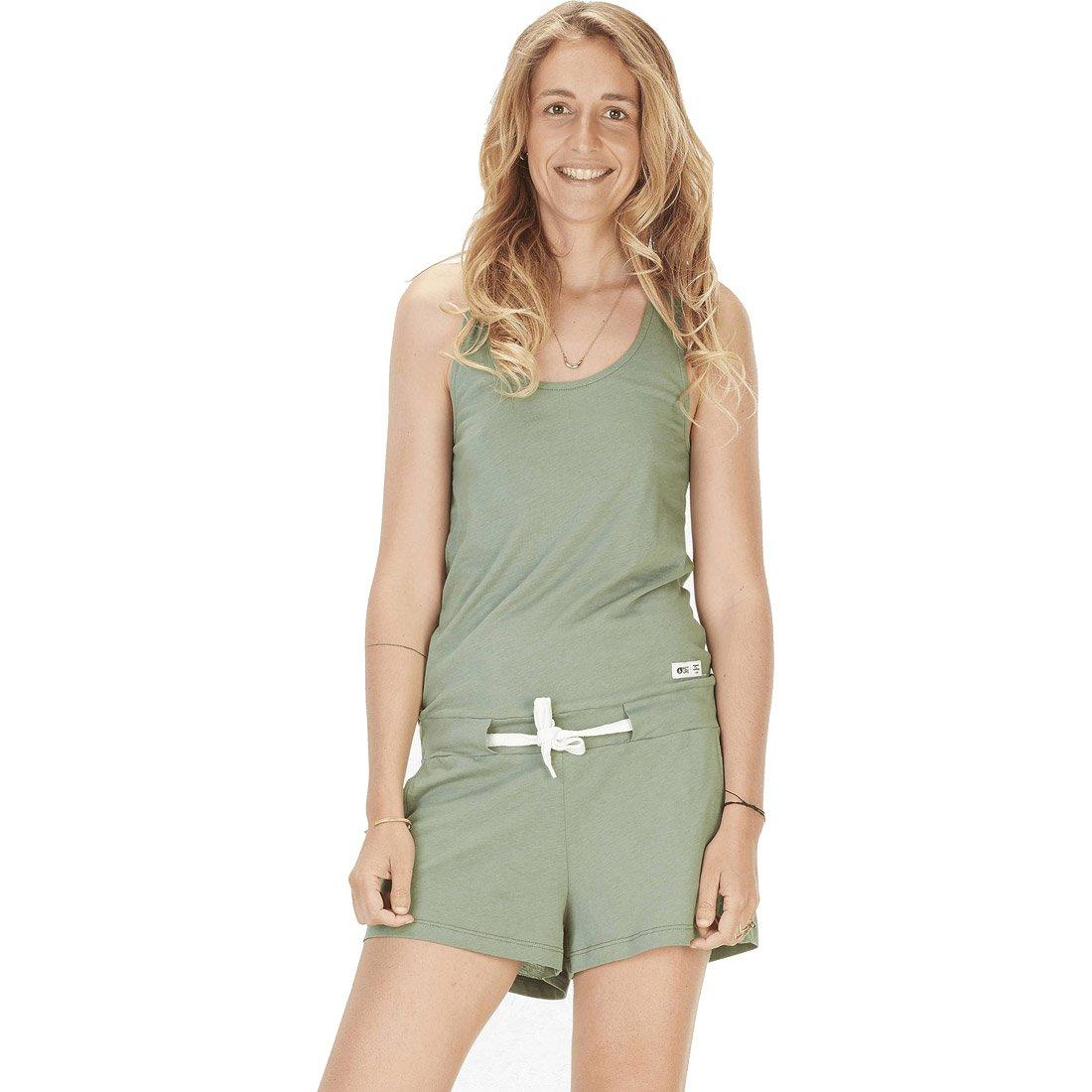 סרבל קיץ לנשים - Abby Romper - Picture Organic