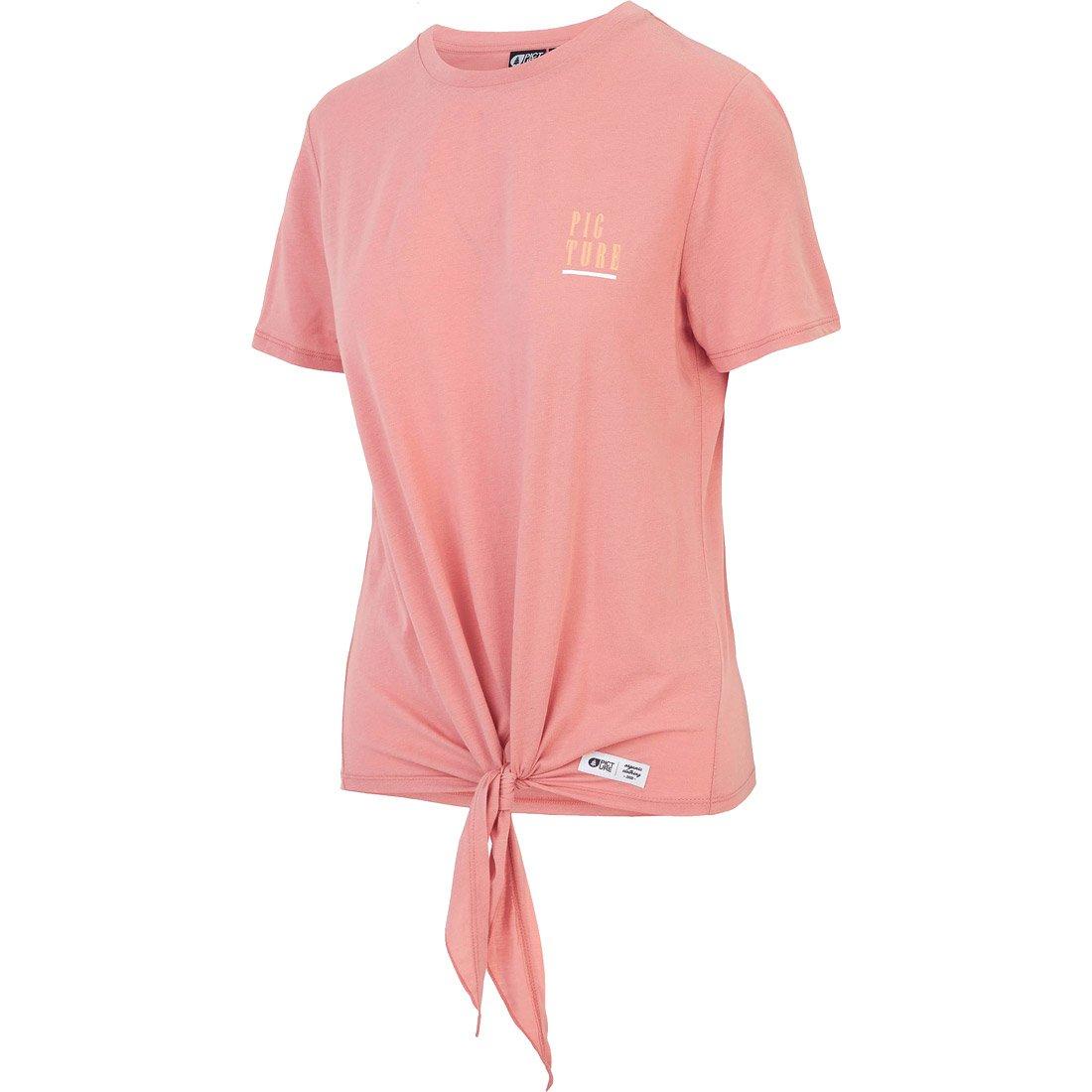 חולצה קצרה לנשים - Tily Tee - Picture Organic
