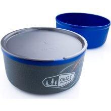 סט ספל מבודד וקערה לשטח - Ultralight Nest Bowl Mug - GSI