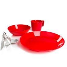 סט כלי אוכל לשטח - Cascadian 1 Person Table Set - GSI