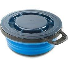 קערה מתקפלת לשטח עם מכסה - Escape Bowl + Lid - GSI