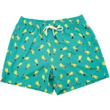 בגד ים לגברים - Men's Swim Trunks - two left feet