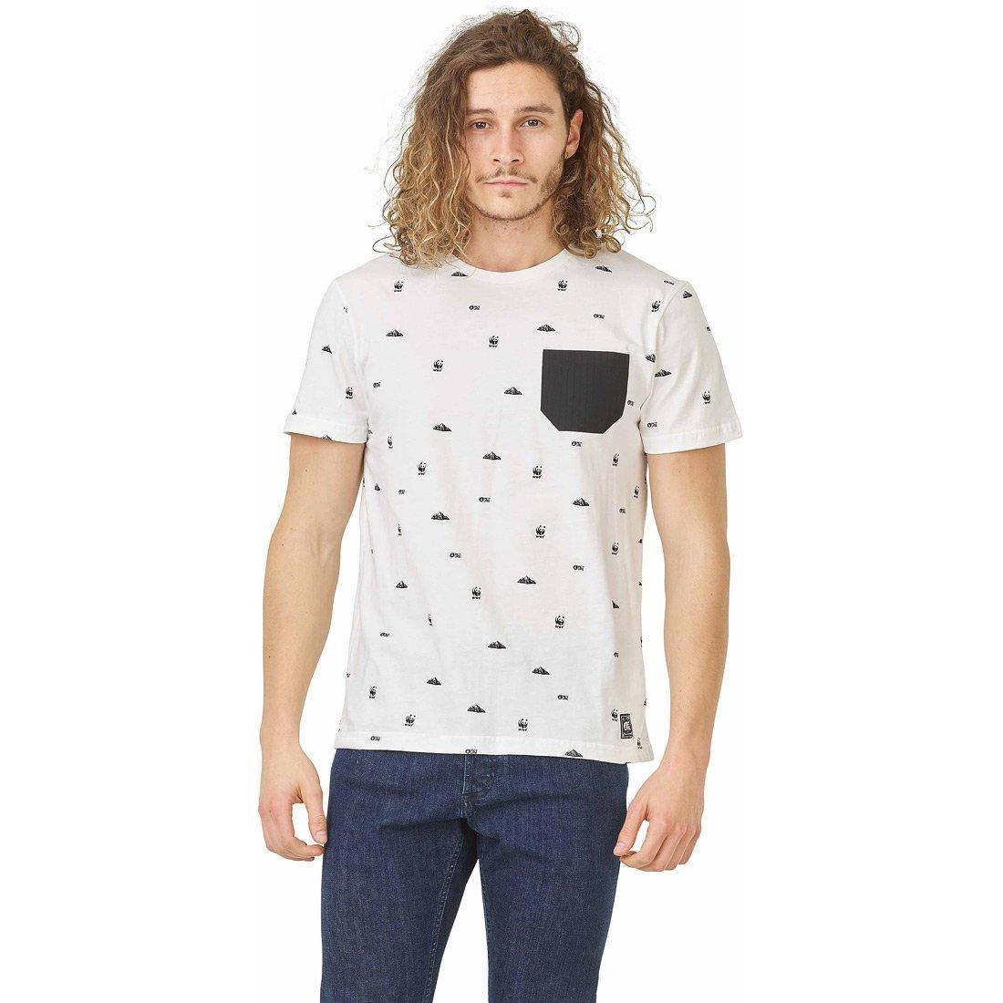 חולצה לגברים - WWF Allo T - Picture Organic