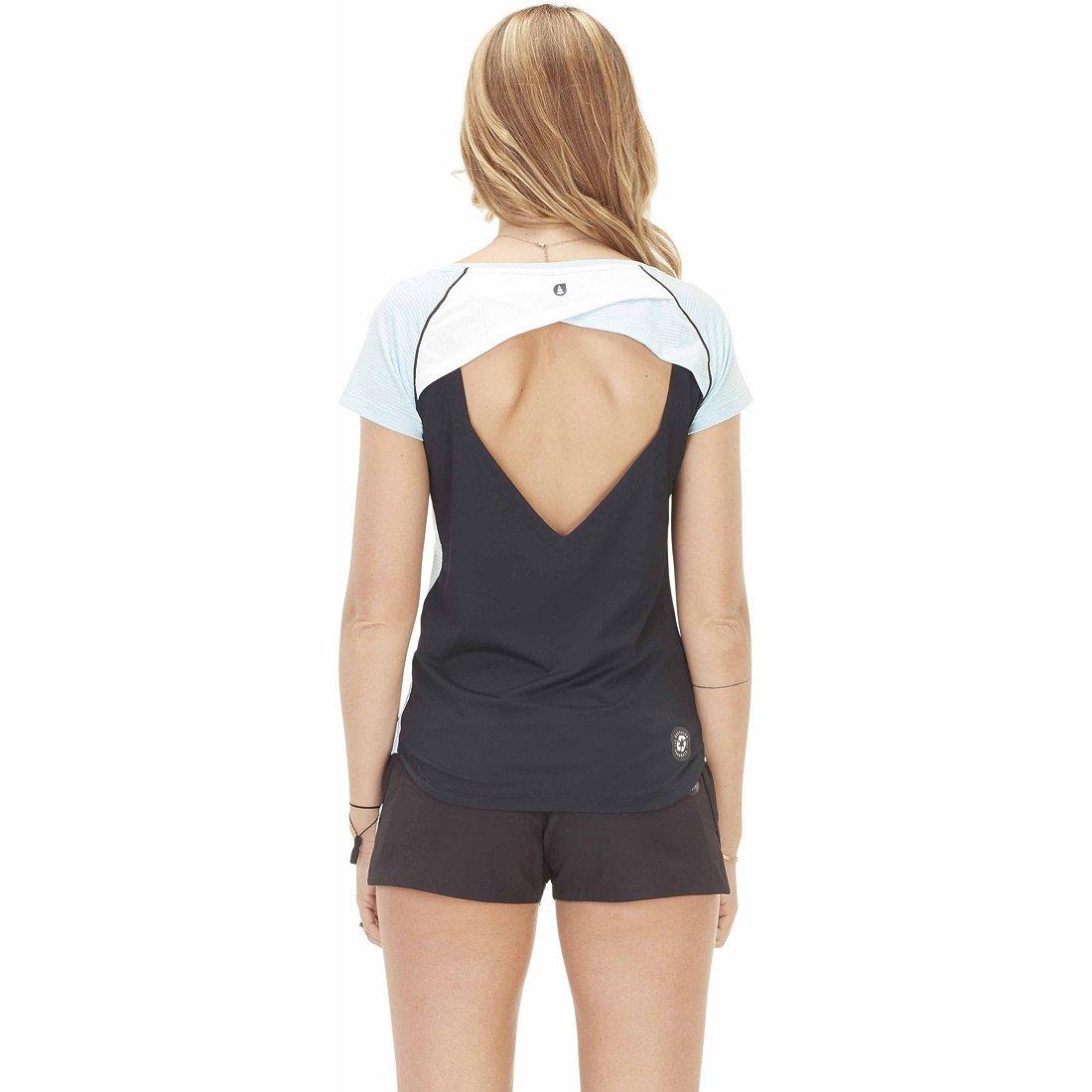 חולצה קצרה לנשים - Milli Tech Tee R - Picture Organic