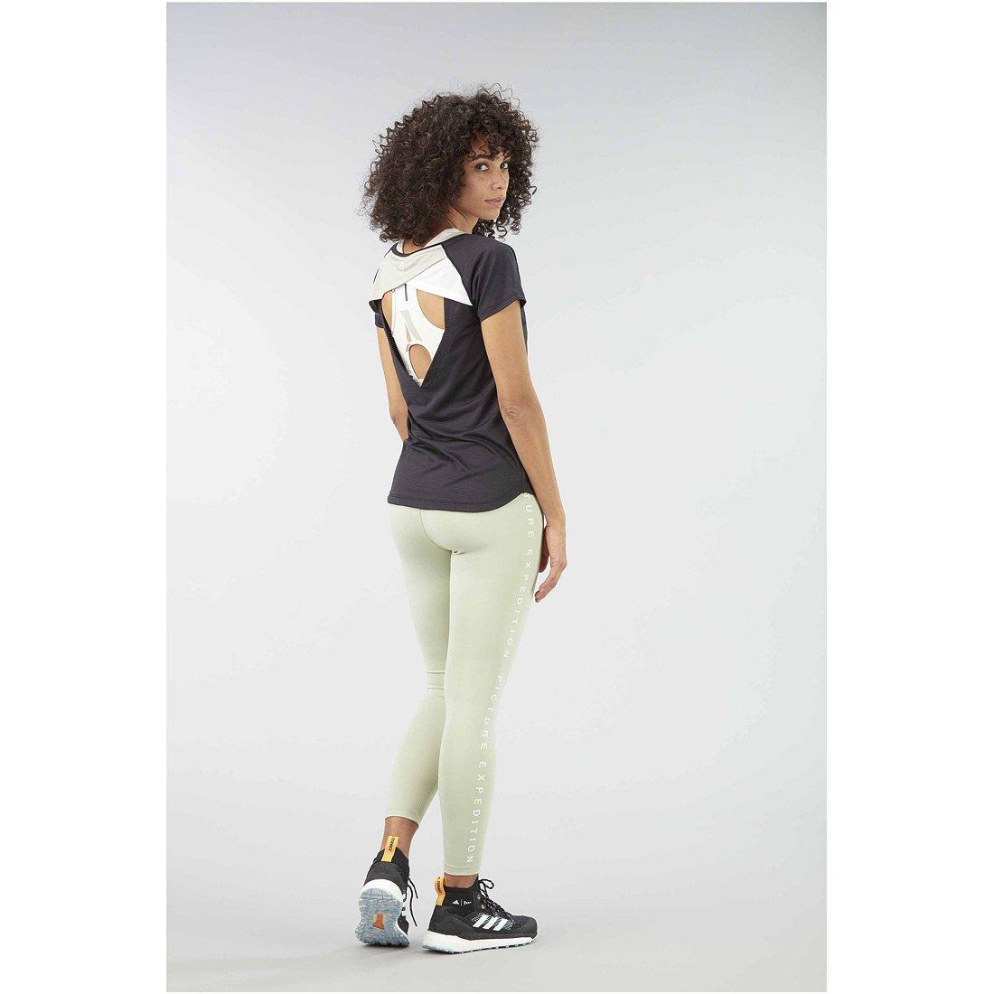 חולצה קצרה לנשים - Milli Tech Tee - Picture Organic