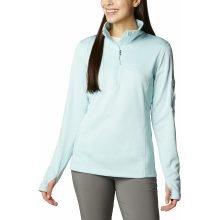 חולצת מיקרו-פליס לנשים - Park View Grid Fleece Half Zip - Columbia