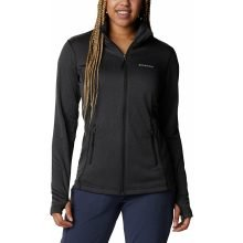 חולצת מיקרו-פליס לנשים - W Park View Grid Fleece Full Zip - Columbia