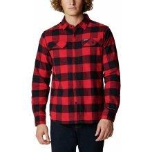 חולצת פלנל לגברים - Flare Gun Stretch Flannel - Columbia