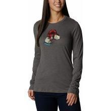 חולצה ארוכה לנשים - Hidden Haven L/S T - Columbia