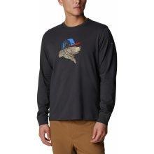 חולצה לגברים - Apres Lifestyle Graphic L/S - Columbia