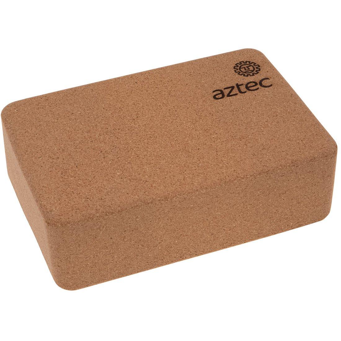 בלוק יוגה - Cork Yoga Block - Aztec