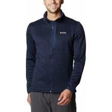 סוודר פליס במידות גדולות לגברים - Sweater Weather Full Zip Ex - Columbia