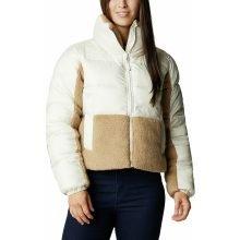 מעיל לנשים - Leadbetter Point Sherpa Hybrid - Columbia