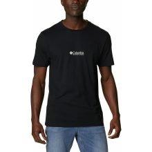 חולצה קצרה לגברים - CSC Basic Logo S/S - Columbia