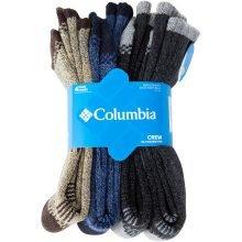 4 זוגות גרבי הליכה - Mens Boot Crew - Columbia